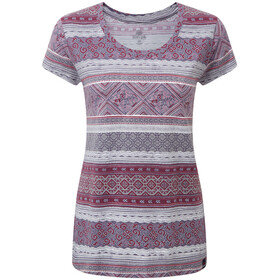 Sherpa Kira - T-shirt manches courtes Femme - rose